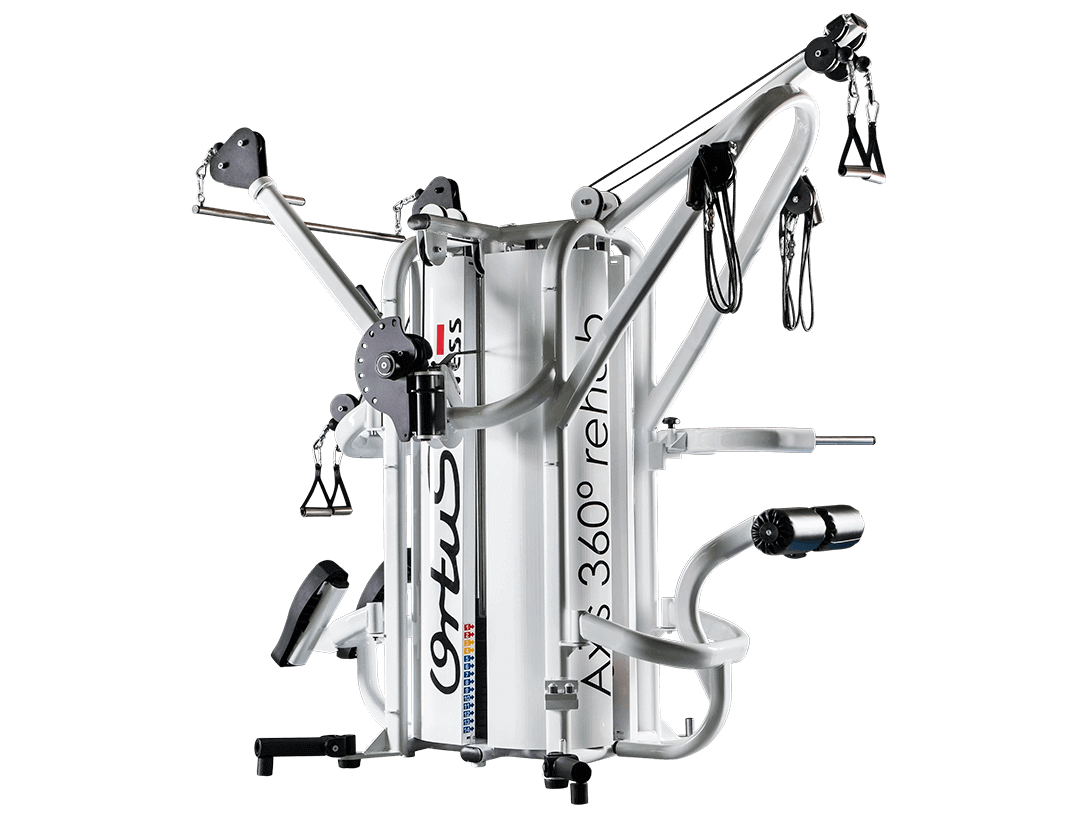 Máquina de Entrenamiento Funcional Axis 360 Rehab