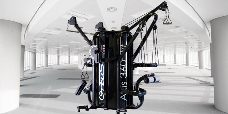 Hemos diseñado máquinas de entrenamiento