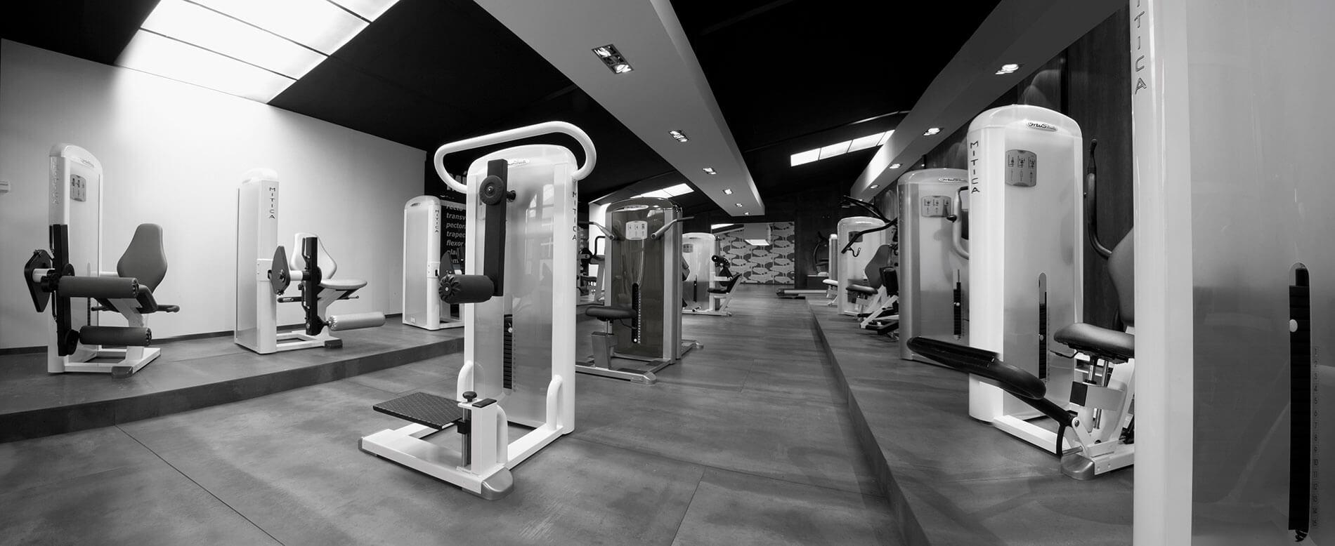 Máquina de musculación profesional