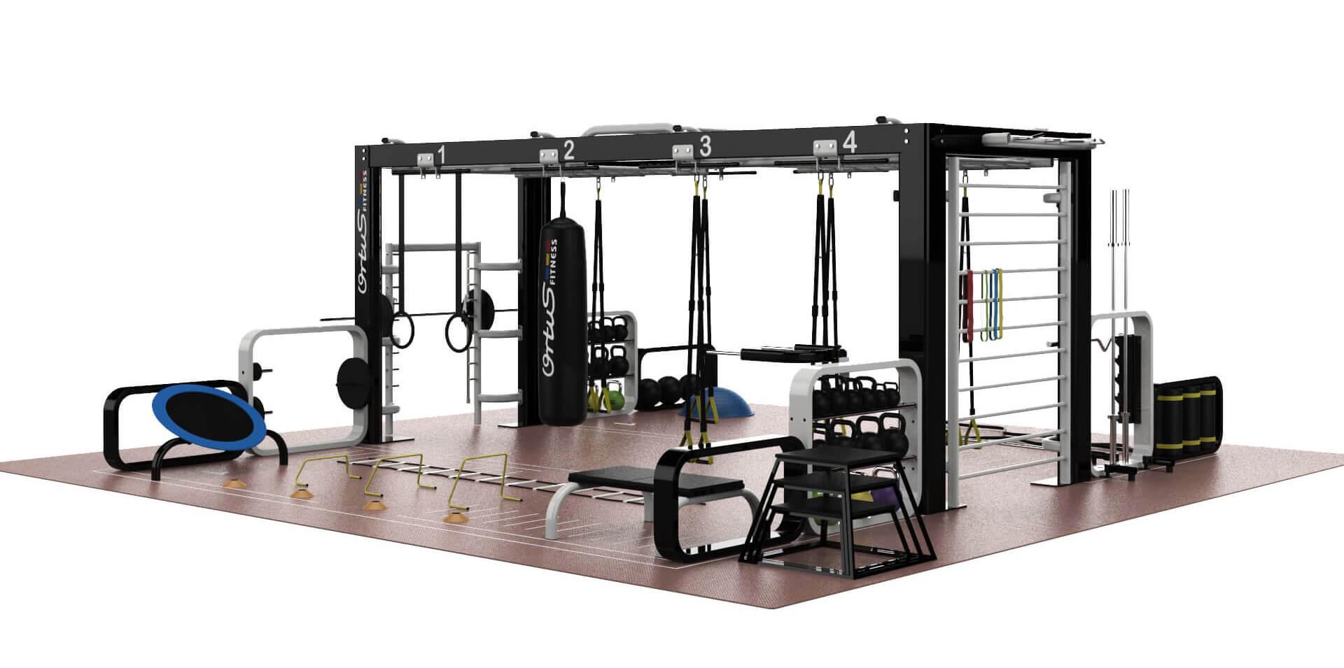 Ortus Fitness – Instalaciones