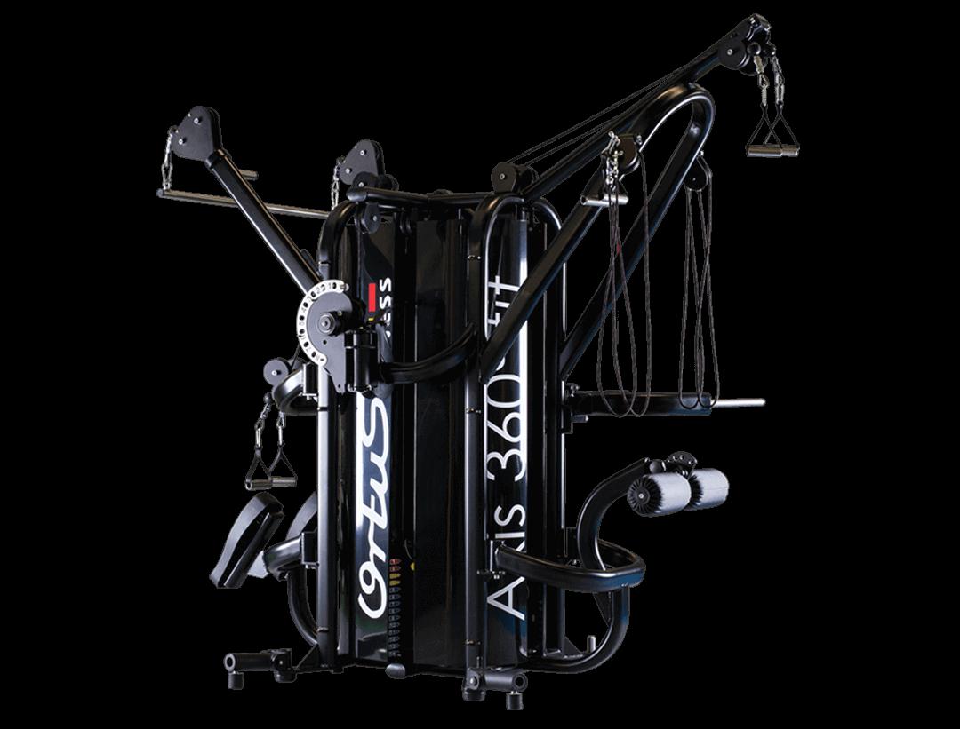 Máquina Entrenamiento funcional axis 360 fit AF20 ortus fitness
