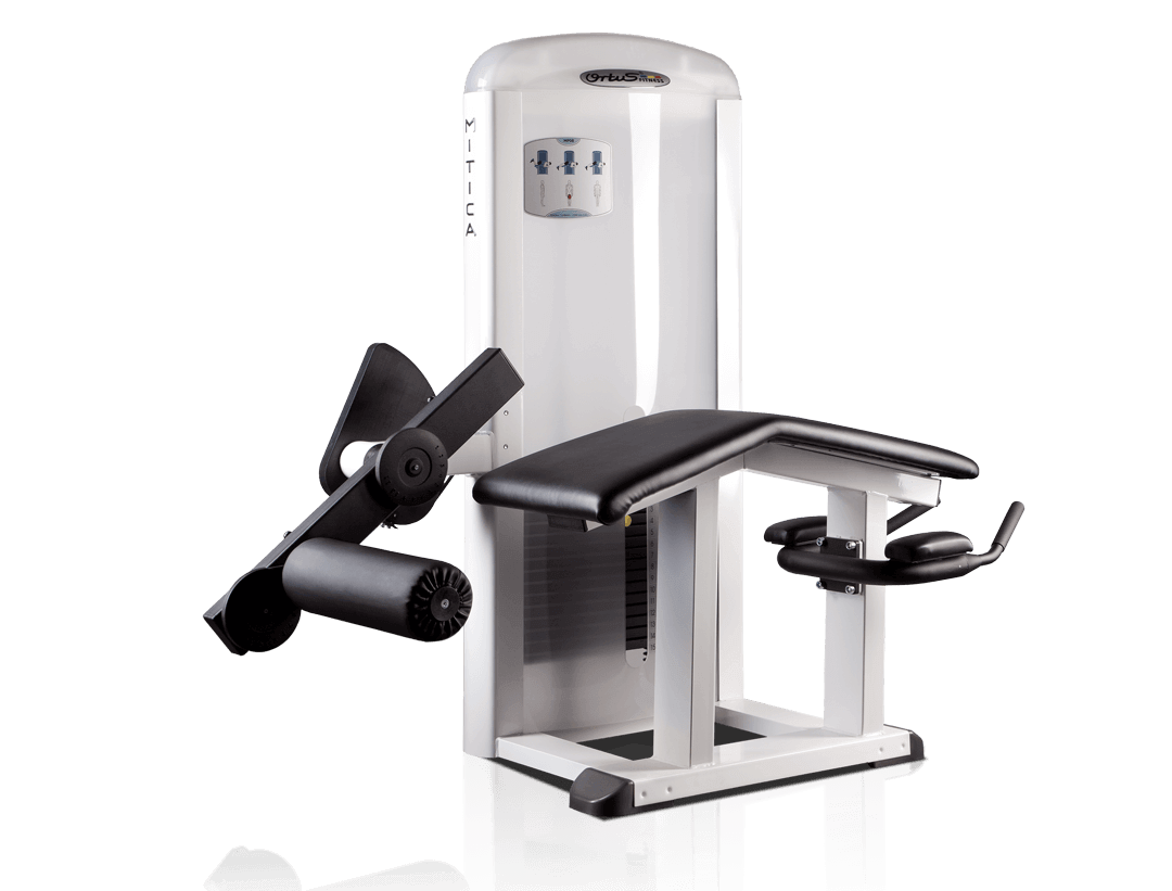 Máquina Femoral Tumbado MP08 para Gimnasios - Ortus Fitness