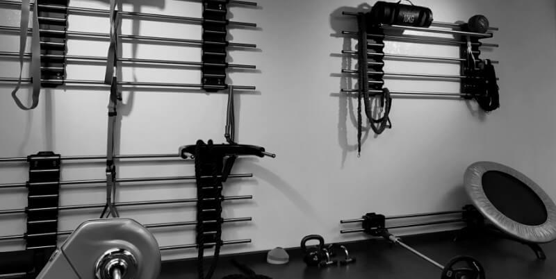 Empresa fabricante de maquinas de fitness